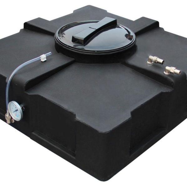 Бак для душа с электроподогревом 100 л