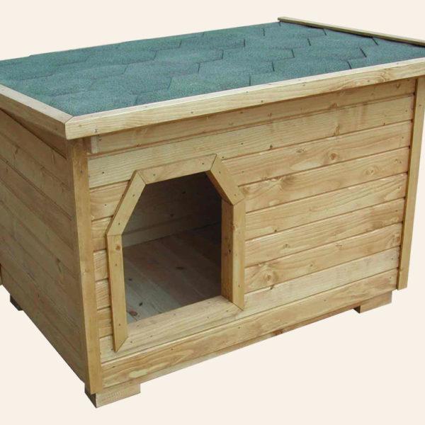 Конура для собаки Ж-7 №6 1.2х0.9х0.9 м